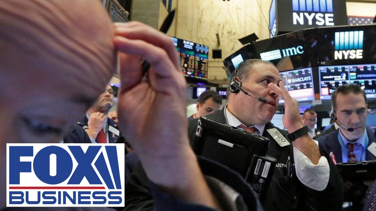 Stock market live updates: Dow drops 800 points, tech's worst day ...