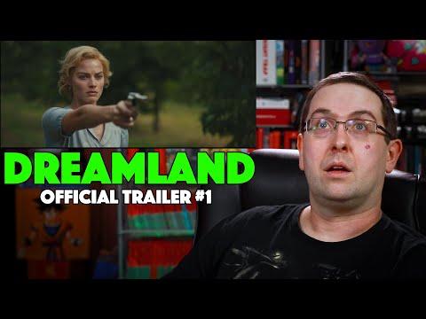 REACTION! Dreamland Trailer #1 – Margot Robbie Movie 2020