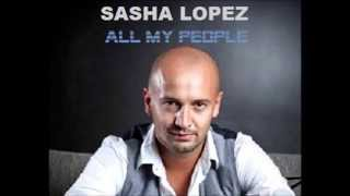 Sasha Lopez - All My People Instrumental / Karaoke -Lyrics In Description