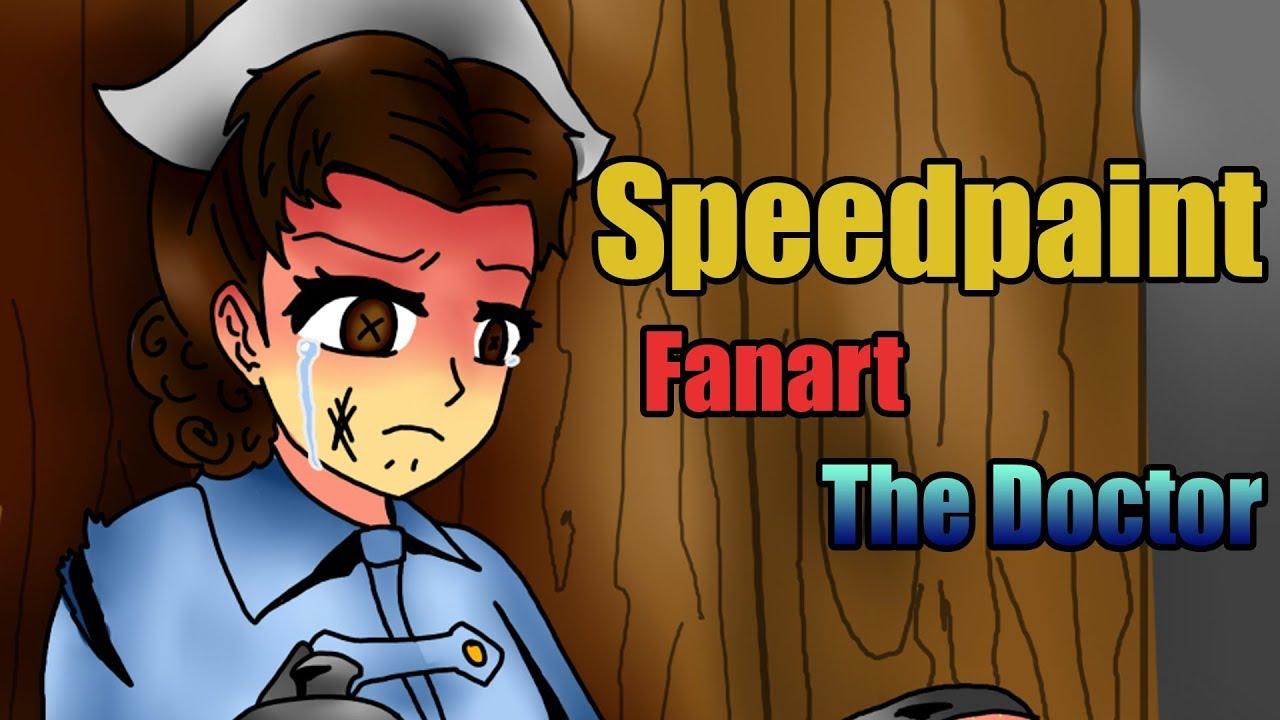 Speedpaint [The Doctor Identity V] - Fanart
