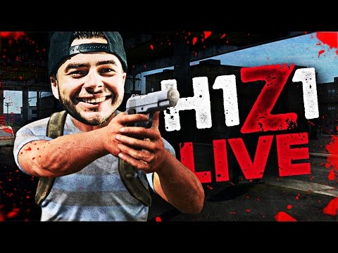 LATE NIGHT, I BET WE WIN A GAME | H1Z1: KOTK #35