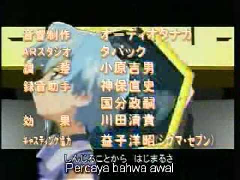 Dennou boukenki webdiver Ending 2 (Fighter) sub Indonesia