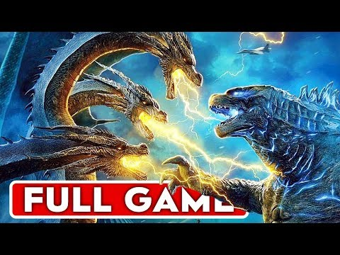 GODZILLA PS4 Gameplay Walkthrough Part 1 [1080p HD 60FPS] - No Commentary