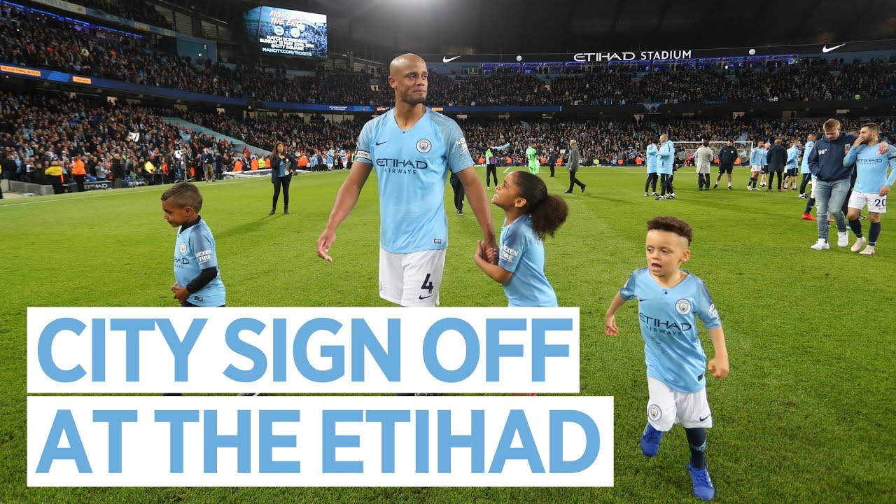 CITY SIGN OFF AT THE ETIHAD | City 1-0 Leicester