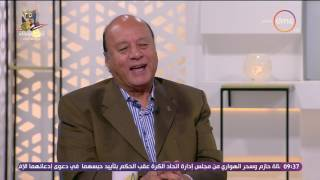 8 الصبح - الكابتن عصام عبد المنعم عن قبول الرئيس عبد الناصر لرئاسة النادي الأهلى