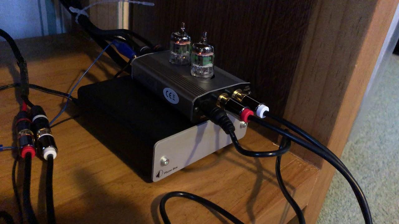 Douk Audio Mini Tube Phono Preamplifier (MM) listening test conclusion