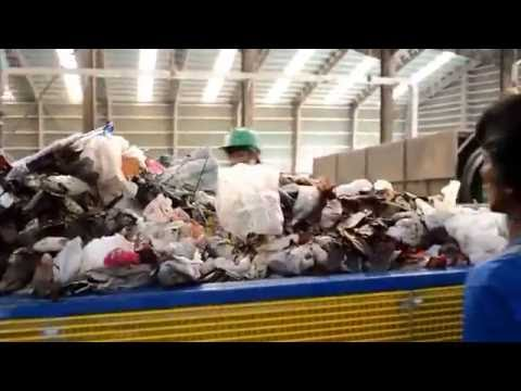Refused Derived Fuel (RDF) treatment plant from Municipal Solid Waste (MSW) - Philippines 2015