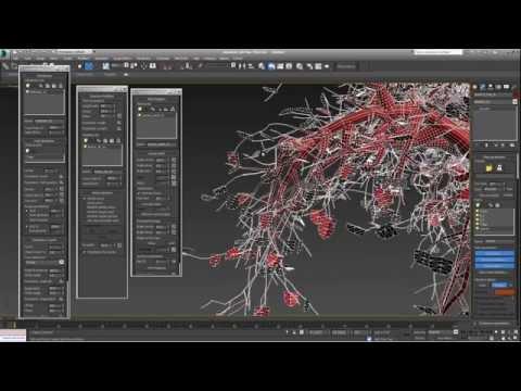 garden 3ds max software