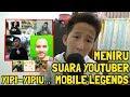 Download Video Meniru Suara Youtuber Mobile Legends ! ( Dyland PROS,Michael souw,Afif Yulistian,Hitzeed CH,DLL )