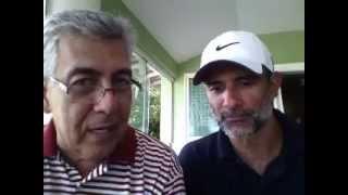 Entrevista Marcos Pasquim (Aberto de Golfe)