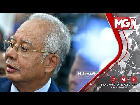 "TERKINI : ""Bukan Salah 1MDB"" - Najib Razak"