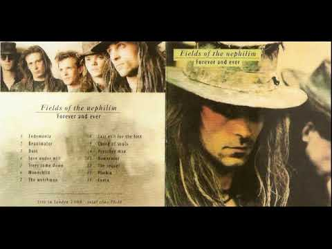 Fields of the Nephilim - Forever and Ever - Live in London 1988