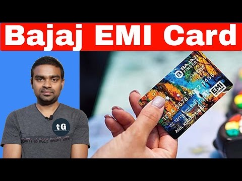 Bajaj Finance EMI Card | Purchase Large Appliances with 0% Interest |