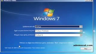 Windows Başlangıç Onarma ( Startup Repair ) Nasıl Yapılır