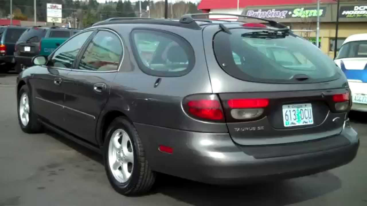 2002 ford taurus wagon sold youtube