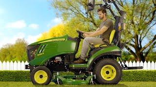 Tractor compacto 1026R | John Deere ES