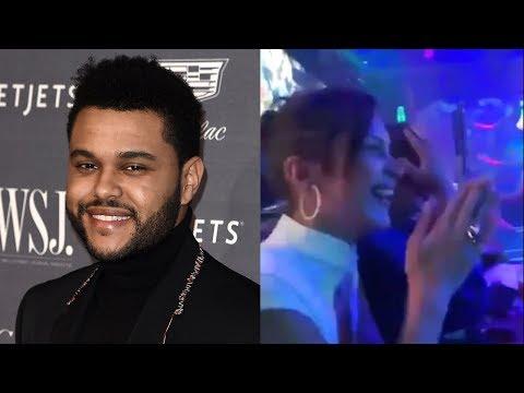 Bella Hadid y The Weeknd Juntos OTRA VEZ en Tokio