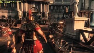 Ryse Son of Rome PC GTX 980 i7 4790k max