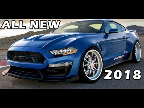 ALL NEW 2018 WIDE BODY SHELBY 1000 - UNVEIL, SOUND, & SPECS