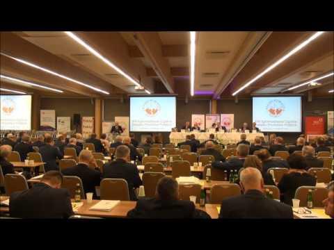 Wystąpienie Posła na Sejm RP Kazimierza Kotowskiego podczas XXII Zgromadzenia Ogólnego ZPP