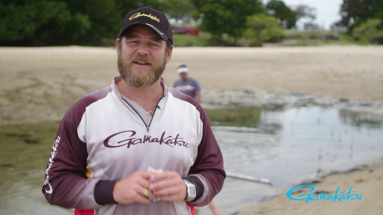 Gamakatsu Fishing Tips, Pumping Yabbies