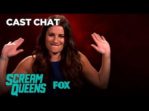 Scream Queens In 10 Words | Season 2 | SCREAM QUEENS