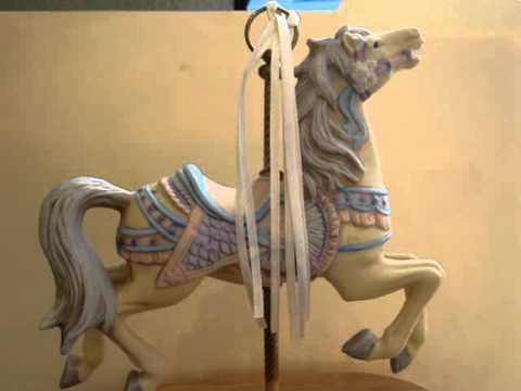 Musical Horse Carousel