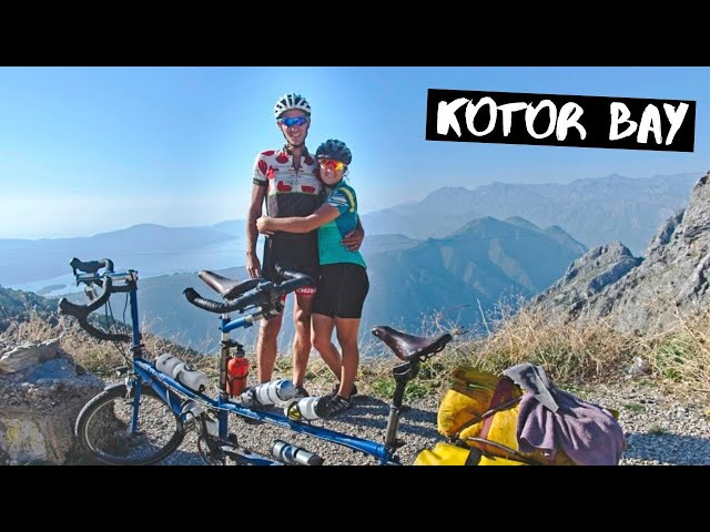 Bike Touring in MONTENEGRO: Tiny Country, Big Views!