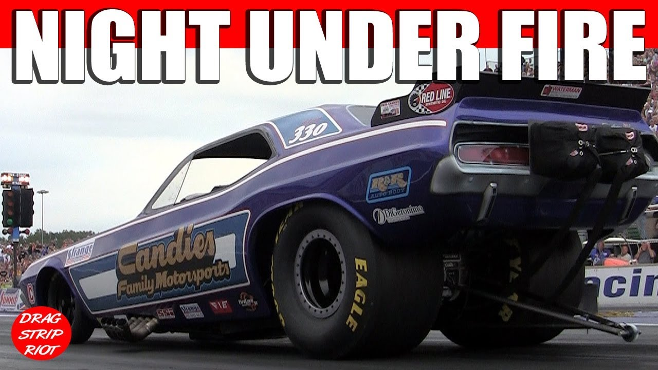 2013 night under fire funny cars drag racing video youtube. Black Bedroom Furniture Sets. Home Design Ideas