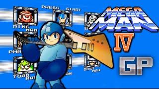 Mega Man 4 Guitar Playthrough (HQ Version)