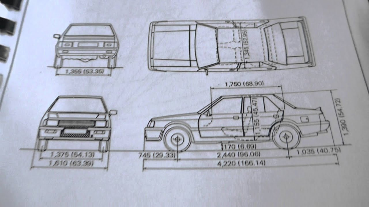medium resolution of lancer turbo ex2000 workshop manual and other info