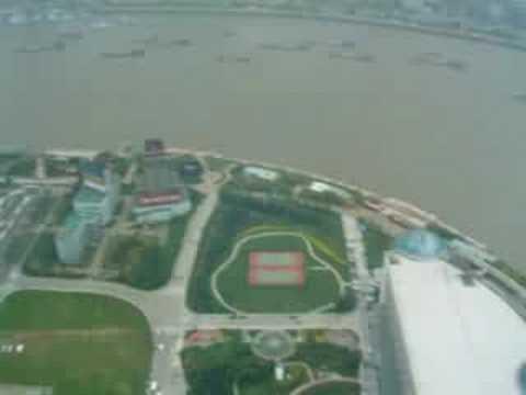 Shanghai Oriental Pearl TV Tower  -