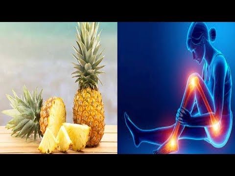 This Pineapple Water Will Detoxify Your Body Help You Lose Weight and Reduce Joint Swelling and Pain