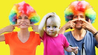 Head, Shoulders, Knees & Toes - Exercise Song for children