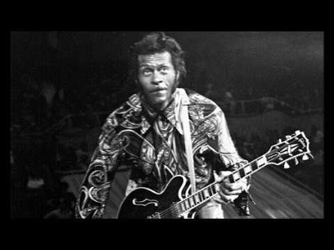 R.I.P. Chuck Berry (October 18, 1926 - March 18, 2017) - A Tribute Slideshow