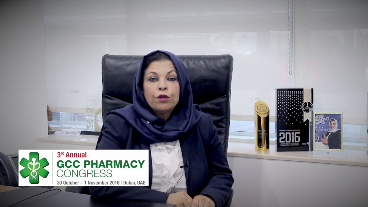 Interview with Dr  Saleema Shurrab on advancing the pharmacy practice in  the region