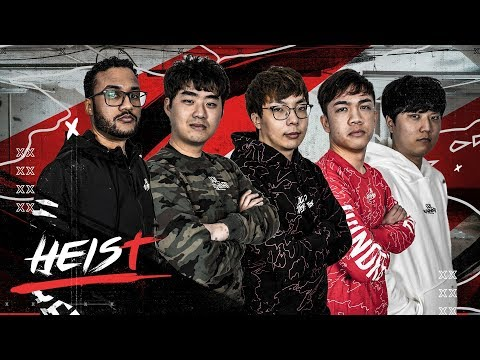 100 THIEVES SIGNS NEW LEAGUE OF LEGENDS ROSTER | The Heist thumbnail