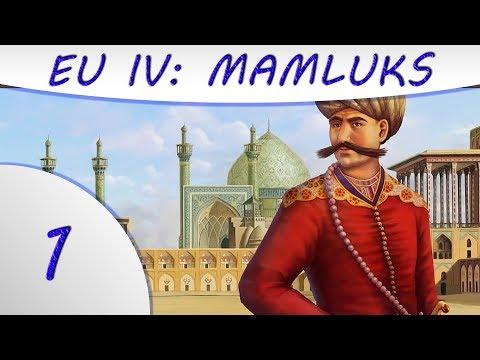 EU4: Cradle of Civilization - Mamluks - Part 1