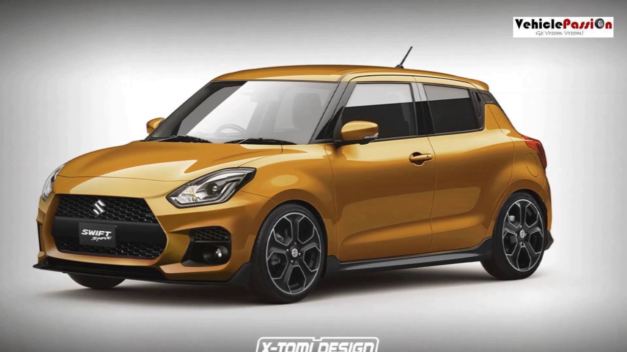 2018 suzuki swift sport price specs and release date. Black Bedroom Furniture Sets. Home Design Ideas