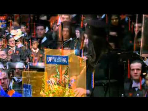 UF College of Engineering Spring 2015 Commencement - Morning Ceremony