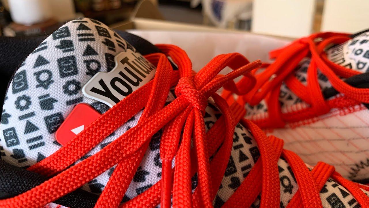 Nike Kevin Durant 12 Youtube Unboxing On Feet Youtube