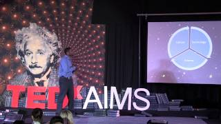 Astronomy For Humankind: Kevin Govender at TEDxAIMS