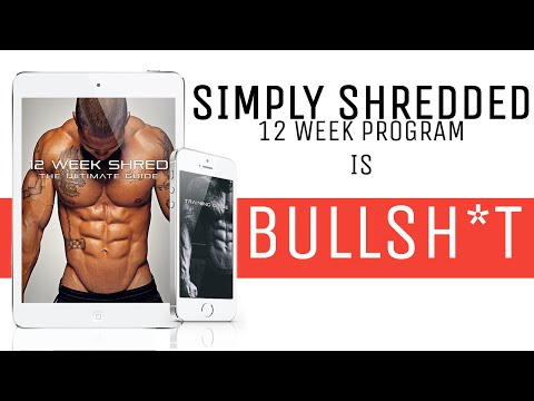 Instagram Bodybuilding - SimplyShredded
