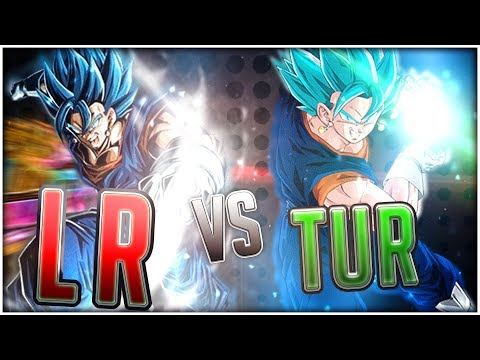 WHICH UNIT IS BETTER?! STR LR VEGITO BLUE VS TEQ VEGITO BLUE! Dragon Ball Z Dokkan Battle