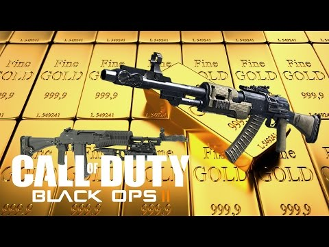 Call Of Duty: Black Ops II   Road To Gold   AN-94