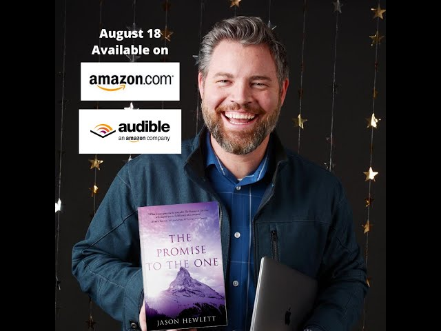 Launch of The Promise To The One by Jason Hewlett