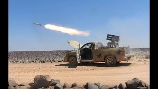 Battles for Syria | August 17th 2018 | Images and updates from the Suweida Desert