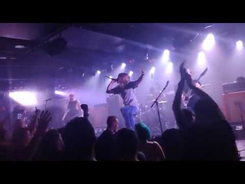 Fit for a King - Disease Live@A38/Hungary
