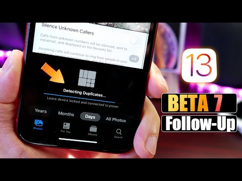 iOS 13 Beta 7 More Awesome New Features Changes
