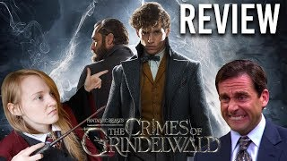 The Beasts were Fantastic, the Movie was Not (Fantastic Beasts the Crimes of Grindelwald Review)